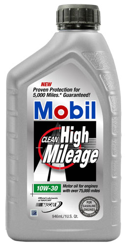 Mobil High Mileage
